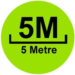 5 Metre